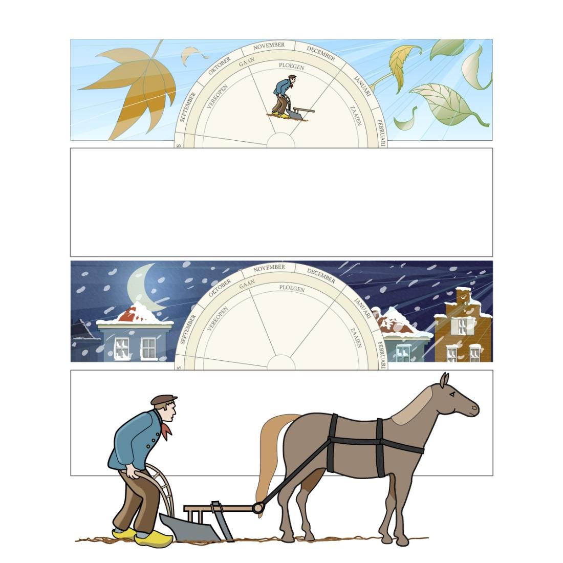 Bakkerij-Kalendarium ontwerp Eelco Bruinsma
