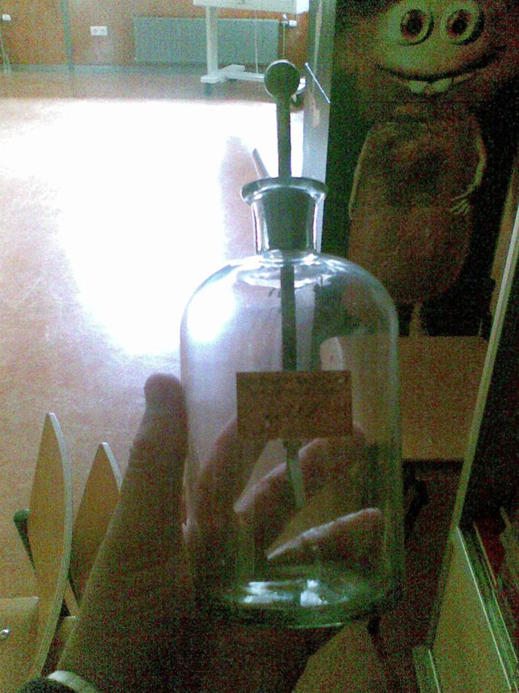 Leidse Fles - Leyden Jar