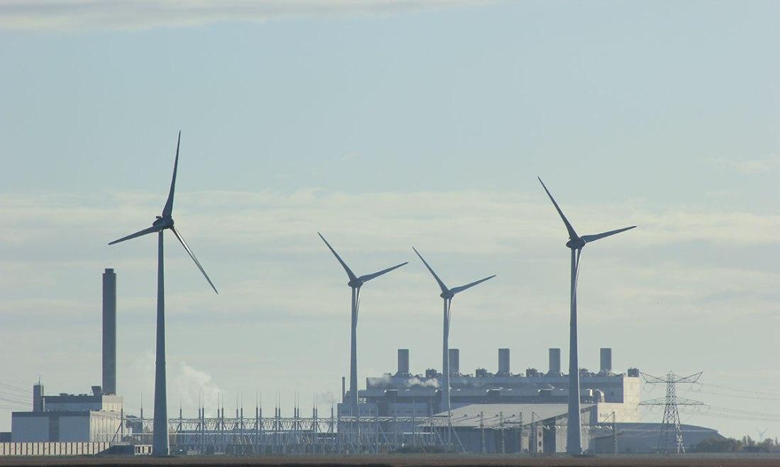molens, wind-mills