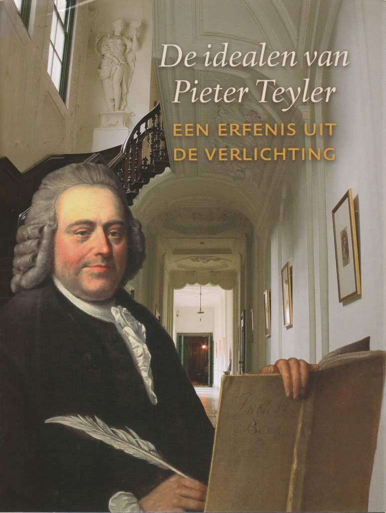 Boekcover De Idealen van Pieter Teyler