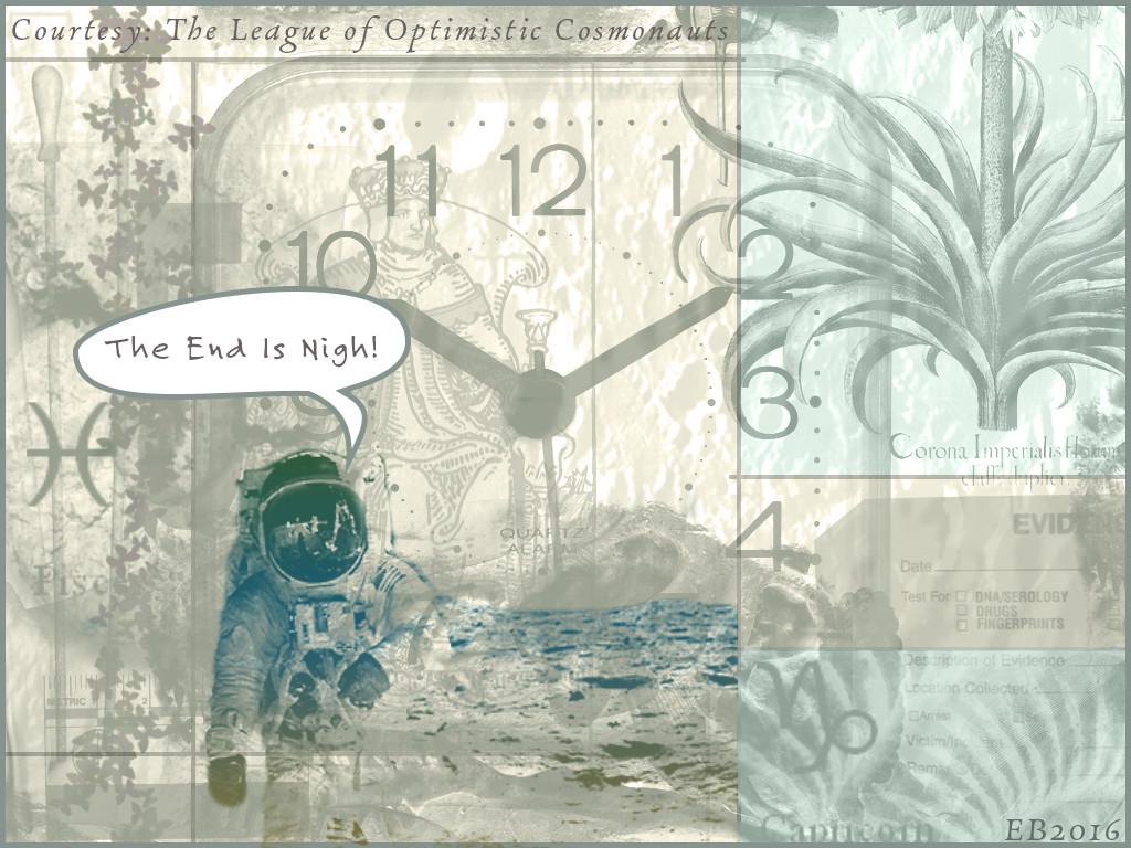 The End is Nigh (cartoon)